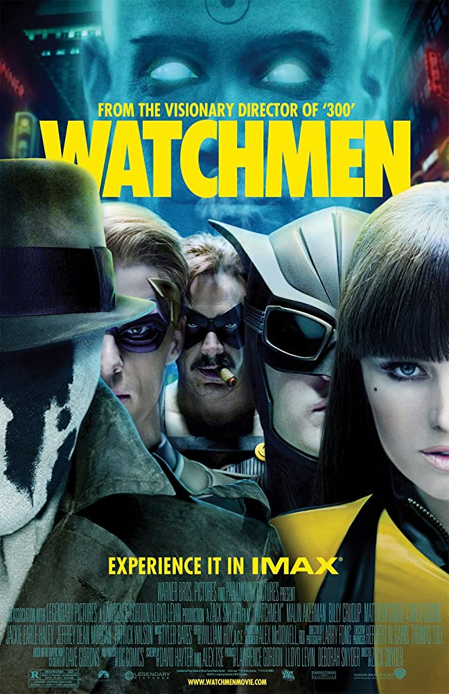Watchmen (2009) Hindi Dubbed Movie