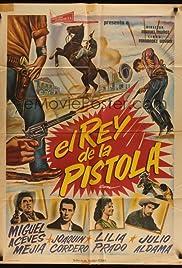El rey de la pistola Poster