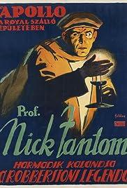 Die Gespensteruhr Poster