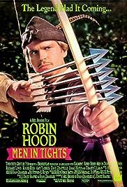 Robin Hood: Men in Tights Poster