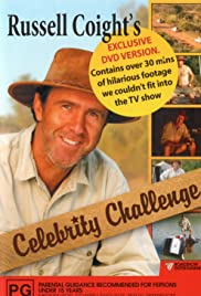 Russell Coight's Celebrity Challenge Poster