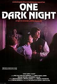 One Dark Night Poster