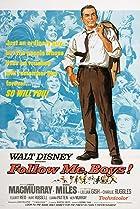 Follow Me, Boys! (1966) Poster