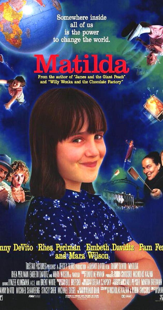 Matilda 1996 imdb for Classic house genre