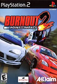 Burnout 2: Point of Impact Poster