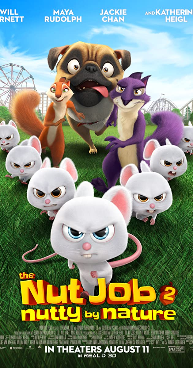 The nut job 2 nutty by nature 2017 imdb ccuart Choice Image