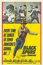 Black Spurs (1965) Poster