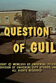 A Question of Guilt Poster