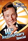Late Night with Conan O'Brien: 10th Anniversary Special (2003) Poster