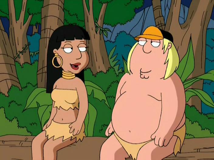 Les Griffin: Jungle Love | Season 4 | Episode 13