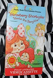 Strawberry Shortcake Meets the Berrykins Poster