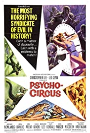 Psycho-Circus Poster