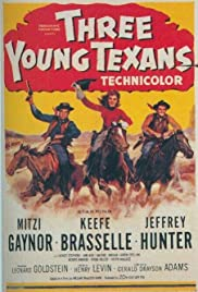 Three Young Texans Poster