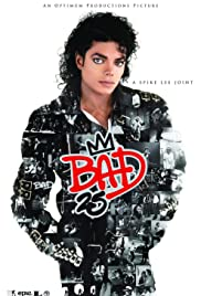 Bad 25 Poster