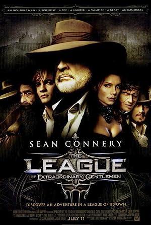 League of Extraordinary Gentlemen Poster