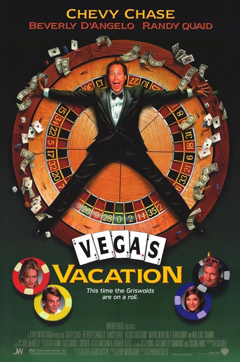 Kvaišų šeimynėlės atostogos Las Vegase