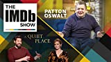 Ep. 121 Patton Oswalt, 'A Quiet Place' Cast, and Celebrity Yearbook Photos