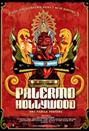Palermo Hollywood Poster