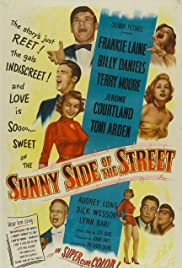 Sunny Side of the Street Poster