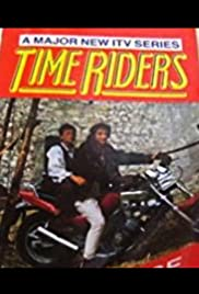 Time Riders Poster