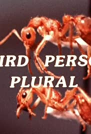 Third Person Plural Poster