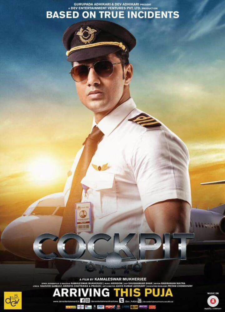 Cockpit (2017) Full Movie Bengali 720p HDRip x264 1GB Best Print