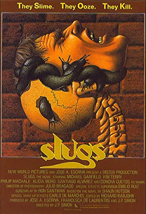 Slugs poster