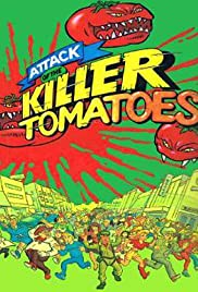 Attack of the Killer Tomatoes Poster