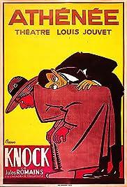 Knock, ou le triomphe de la médecine Poster