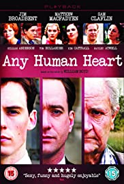 Any Human Heart Poster