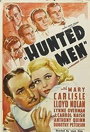Hunted Men Poster