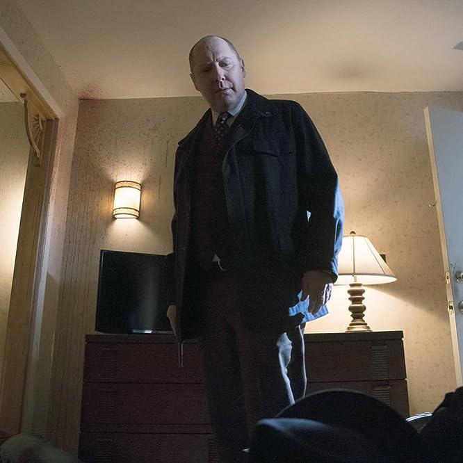 James Spader in The Blacklist (2013)