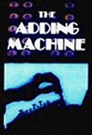 The Adding Machine Poster