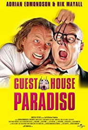 Guest House Paradiso Poster