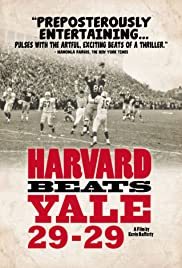 Harvard Beats Yale 29-29 (2008) Poster - Movie Forum, Cast, Reviews