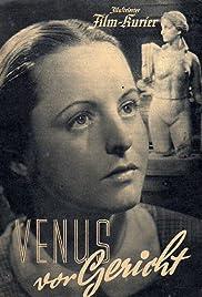 Venus vor Gericht Poster