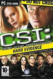 CSI: Crime Scene Investigation - Hard Evidence(2007) Poster - Movie Forum, Cast, Reviews