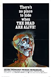 The Dead Are Alive Poster