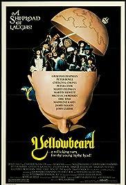Yellowbeard Poster