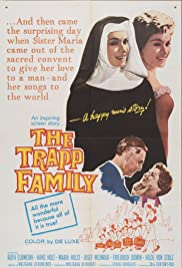 Die Trapp-Familie Poster