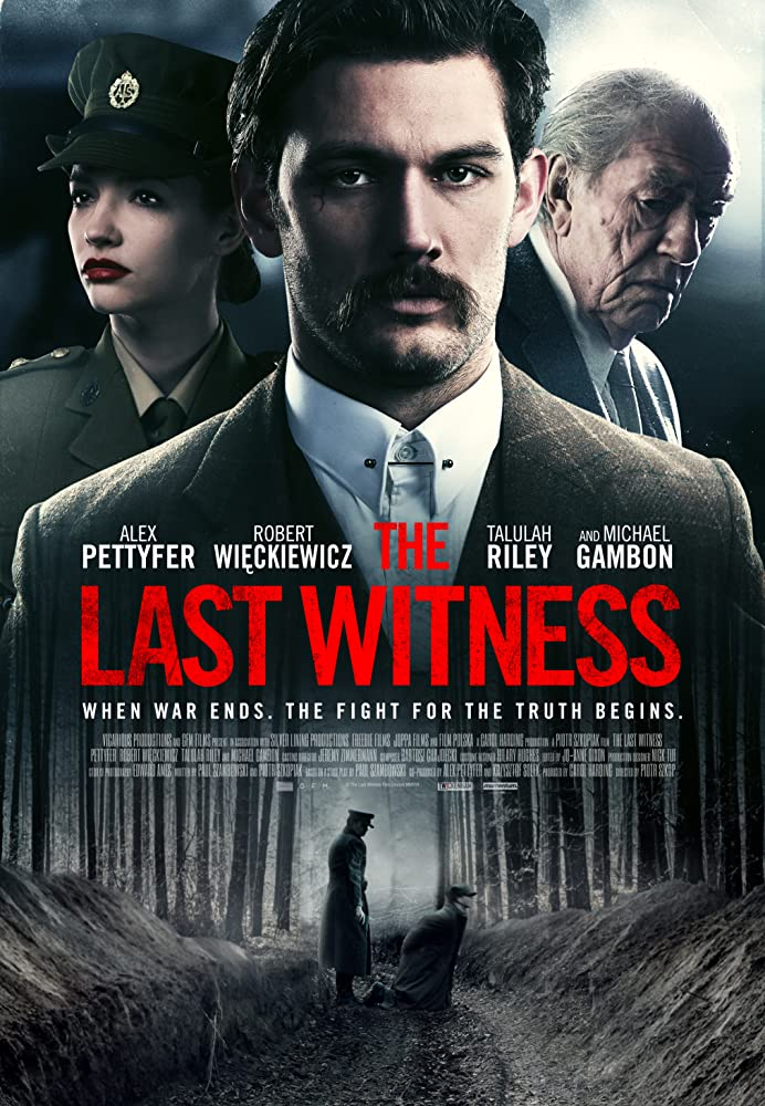 image The Last Witness (2018) Full Movie Watch Online HD Print Free Download