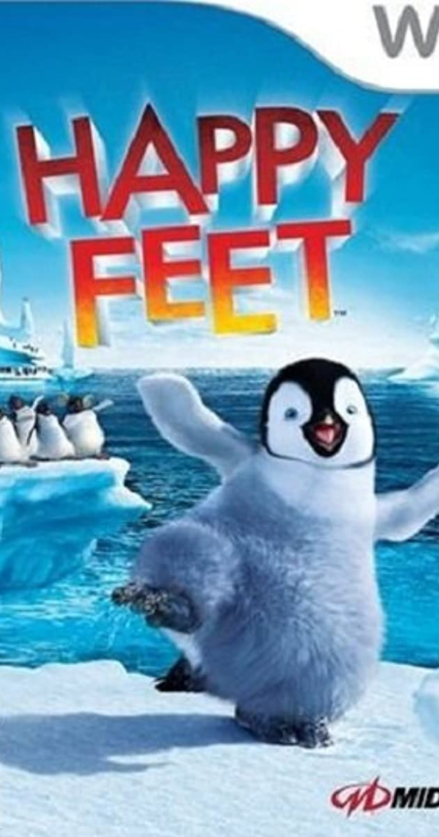 happy feet review The movie: if happy feet boasted nothing more than its underwater ballet sequence, that spellbinding bit of whimsy alone would have been enough to justify its oscar win as 2006's best animated film.