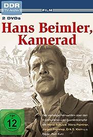 Hans Beimler, Kamerad Poster