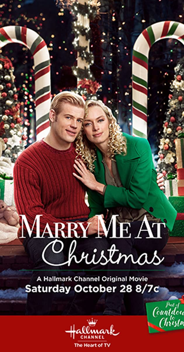 Marry me at christmas tv movie 2017 imdb solutioingenieria Images