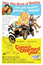 Clarence, the Cross-Eyed Lion (1965) Poster