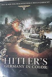 Hitler's Germany Poster