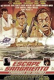 Escape sangriento Poster