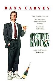 Opportunity Knocks(1990) Poster - Movie Forum, Cast, Reviews