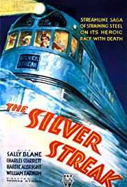 The Silver Streak Poster