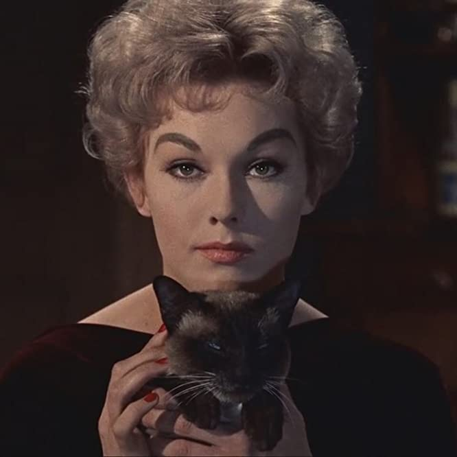 Kim Novak in Bell Book and Candle (1958)